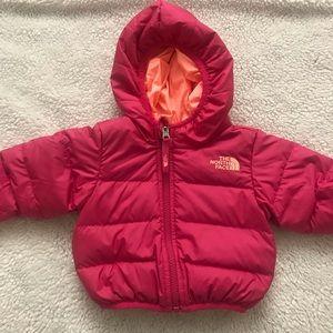 Infant double side Jacket